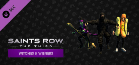 Купить Saints Row: The Third Witches & Wieners Pack (DLC)
