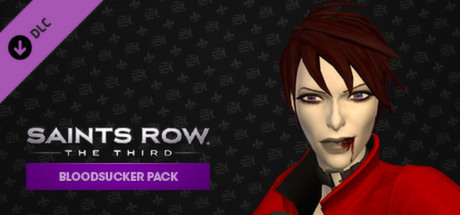 Saints Row: The Third - Bloodsucker Pack