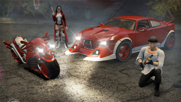 Saints Row: The Third - Nyte Blayde Pack (DLC)