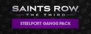Saints Row: The Third Steelport Gangs Pack