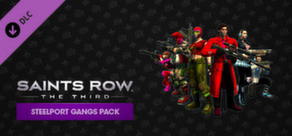 Saints Row: The Third Steelport Gangs Pack cover art
