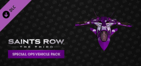 Купить Saints Row: The Third - Special Ops Vehicle Pack (DLC)