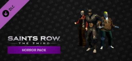 Купить Saints Row: The Third - Horror Pack