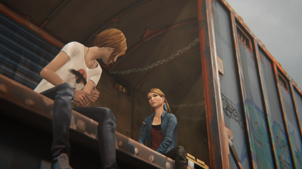 Life is Strange Before the Storm Episode 1- CODEX preview 2