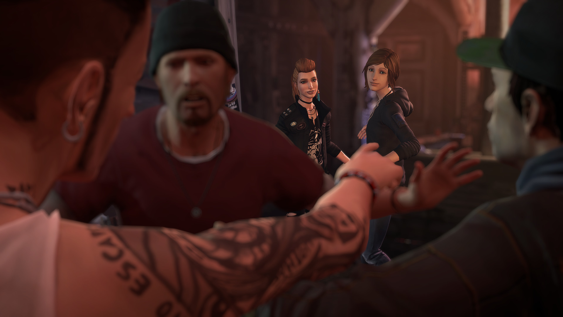 Life is Strange: Before the Storm Crack