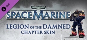 Warhammer 40,000: Space Marine - Legion of the Damned Armour Set cover art