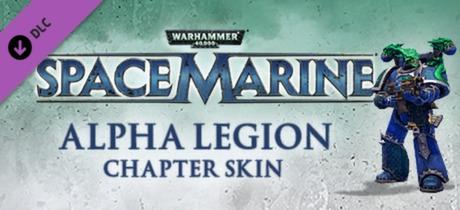 Warhammer 40,000: Space Marine - Alpha Legion Champion Armour Set