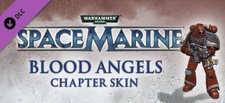 Warhammer 40,000: Space Marine - Blood Angels Veteran Armour Set