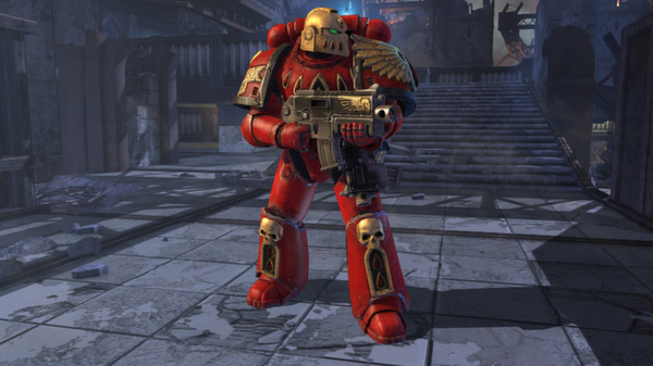 Warhammer 40,000: Space Marine - Blood Angels Veteran Armour Set (DLC)