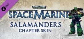Warhammer 40,000: Space Marine - Salamanders Veteran Armour Set cover art