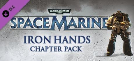 Warhammer 40,000: Space Marine - Iron Hands Chapter Pack DLC