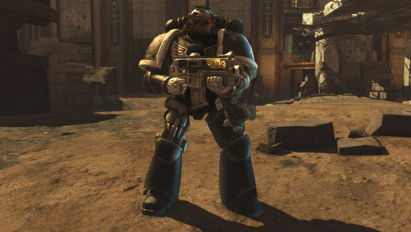 скриншот Warhammer 40,000: Space Marine - Iron Hands Chapter Pack DLC 0