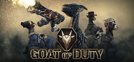 GOAT OF DUTY cover art