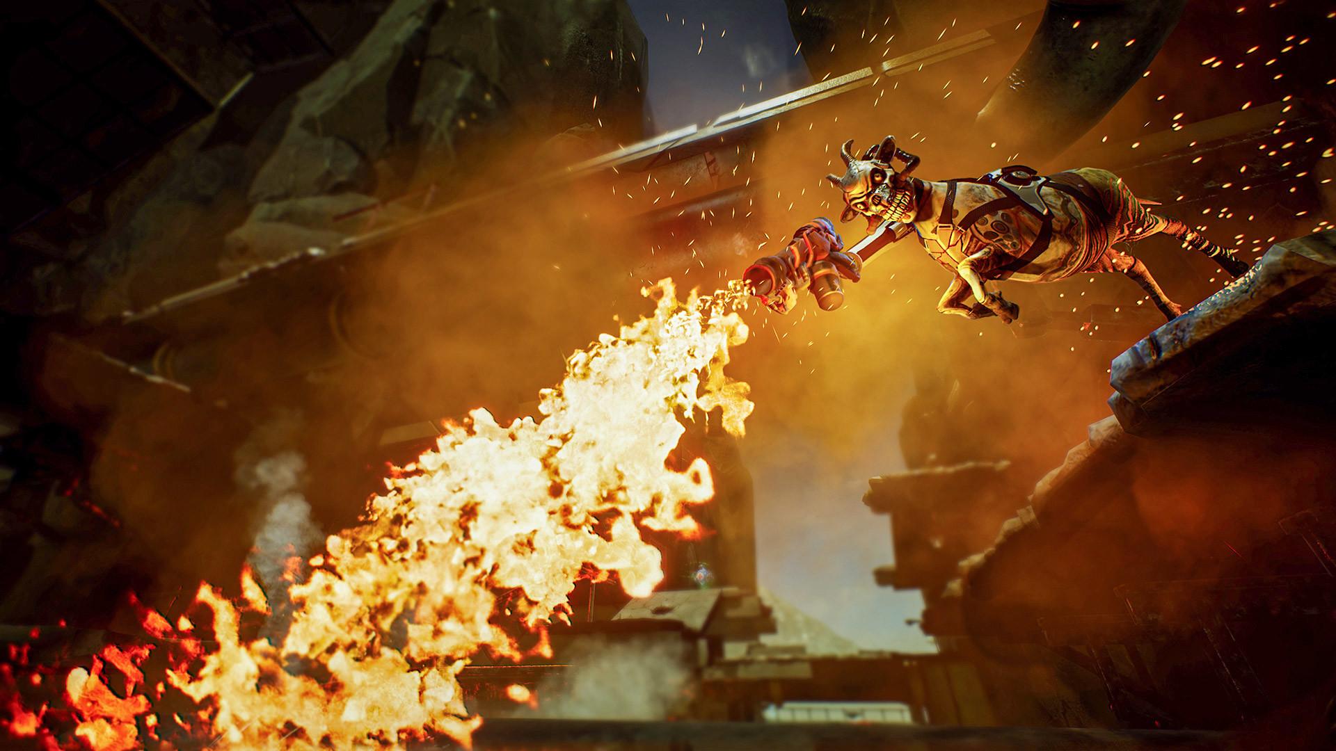 Image 4 : Test : Goat of Duty, le nouveau FPS multijoueurs qui va détrôner CoD, Battlefield et CS:GO