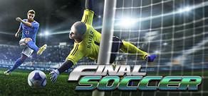 Final Soccer VR - Previously Final Goalie cover art