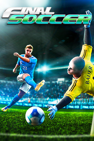 Final Soccer VR poster image on Steam Backlog