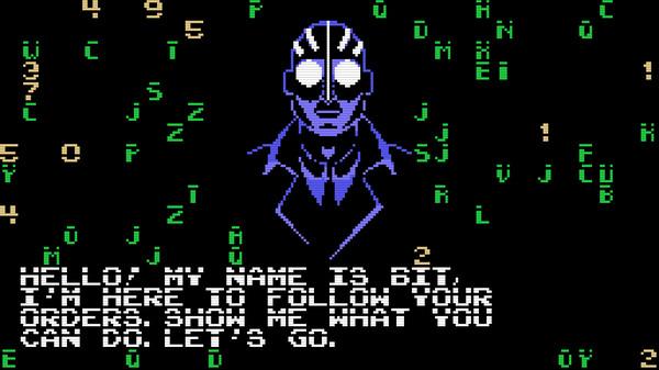 Bitlogic - A Cyberpunk Arcade Adventure