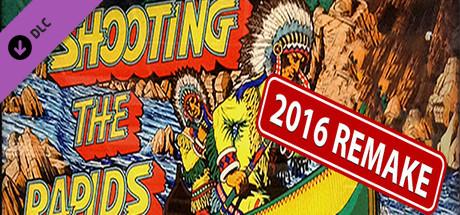 Zaccaria Pinball - Shooting The Rapids 2016 Table