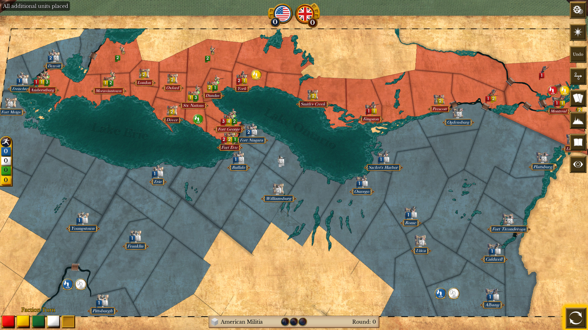 1812: The Invasion of Canada on the App Store