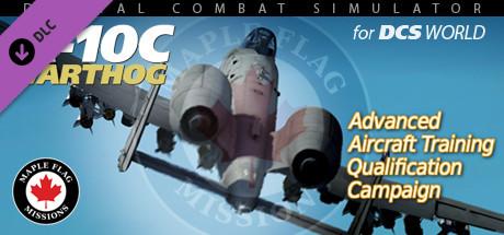A-10C: Advanced Aircraft Training Qualification Campaign | DLC