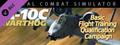 A-10C: Basic Flight Training Campaign Screenshot Gameplay