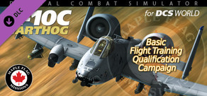 A-10C: Basic Flight Training Campaign