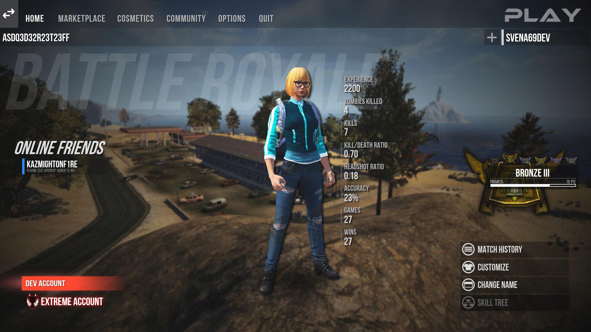 infestation играть онлайн