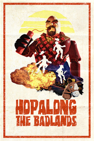 Hopalong: The Badlands poster image on Steam Backlog