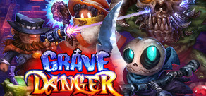 Grave Danger: Ultimate Edition cover art