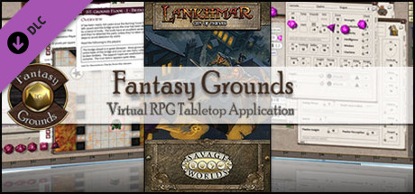Fantasy Grounds - Lankhmar: City of Thieves (Savage Worlds)
