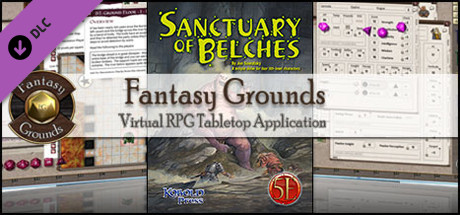 Fantasy Grounds - Sanctuary of Belches (5E)
