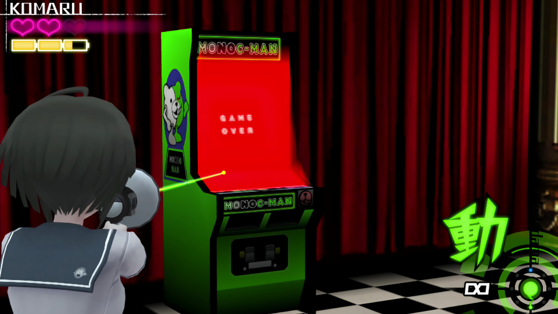 Danganronpa Another Episode: Ultra Despair Girls Screenshot 2