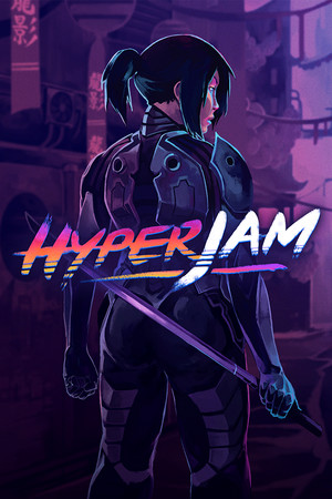 Hyper Jam poster image on Steam Backlog
