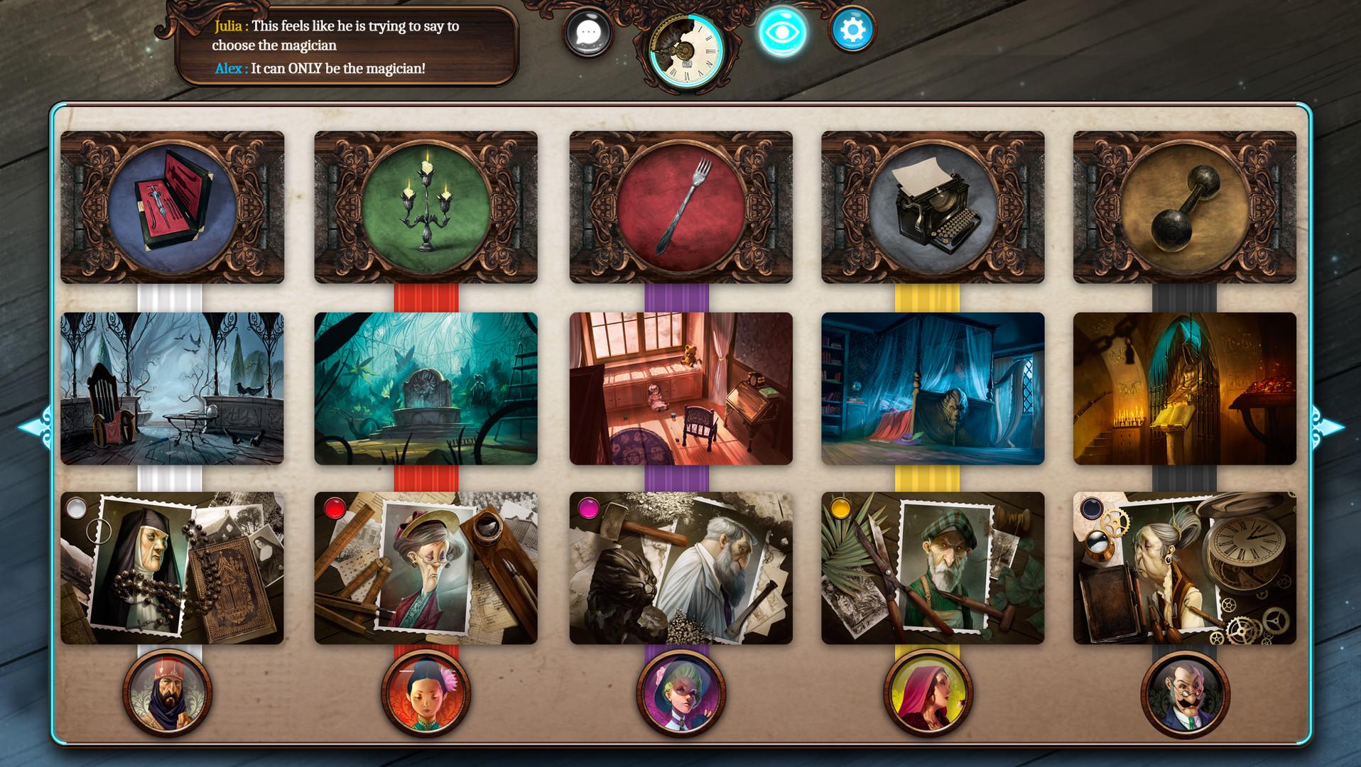 Mysterium Screenshot 2