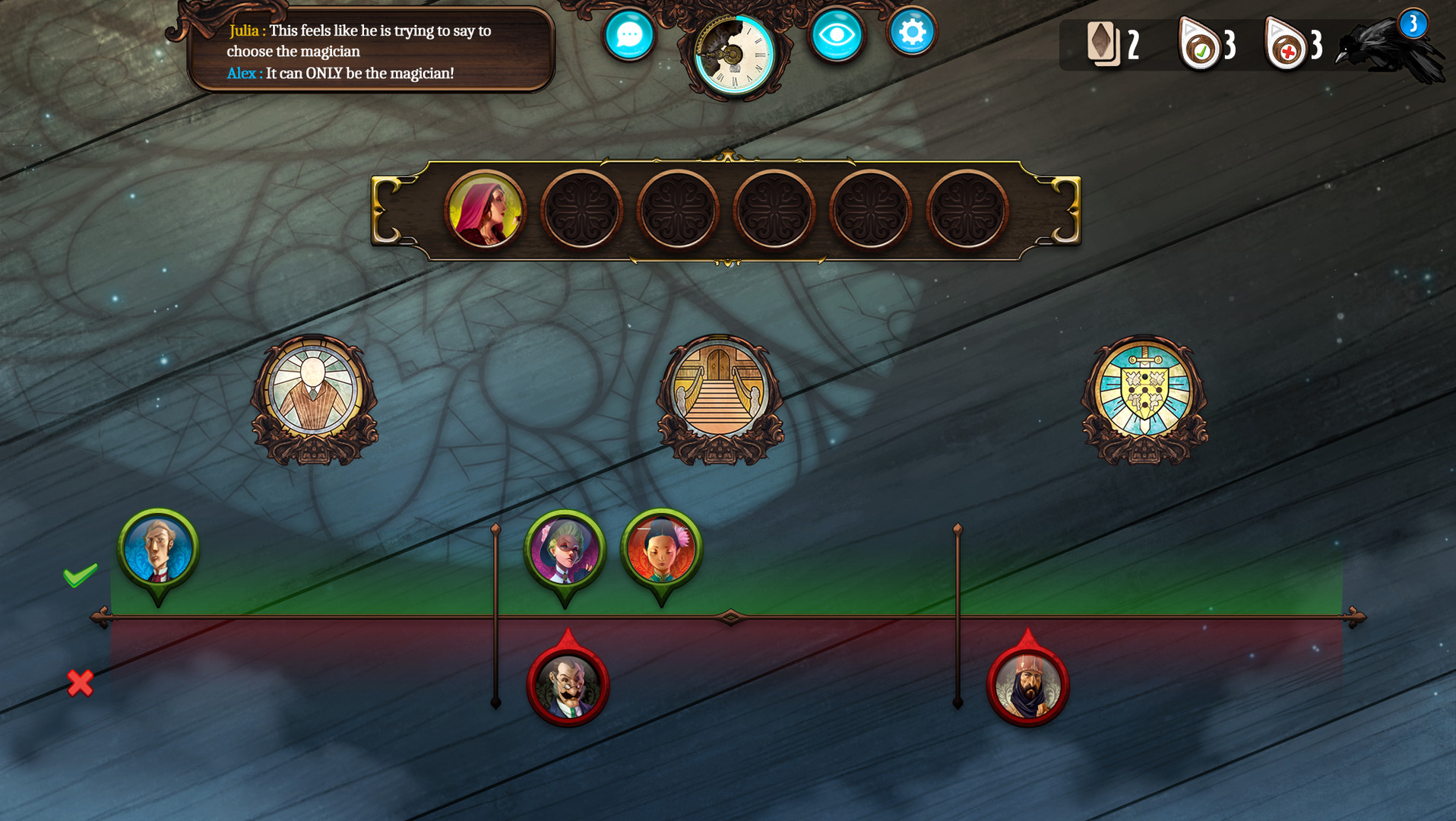 Mysterium Screenshot 3