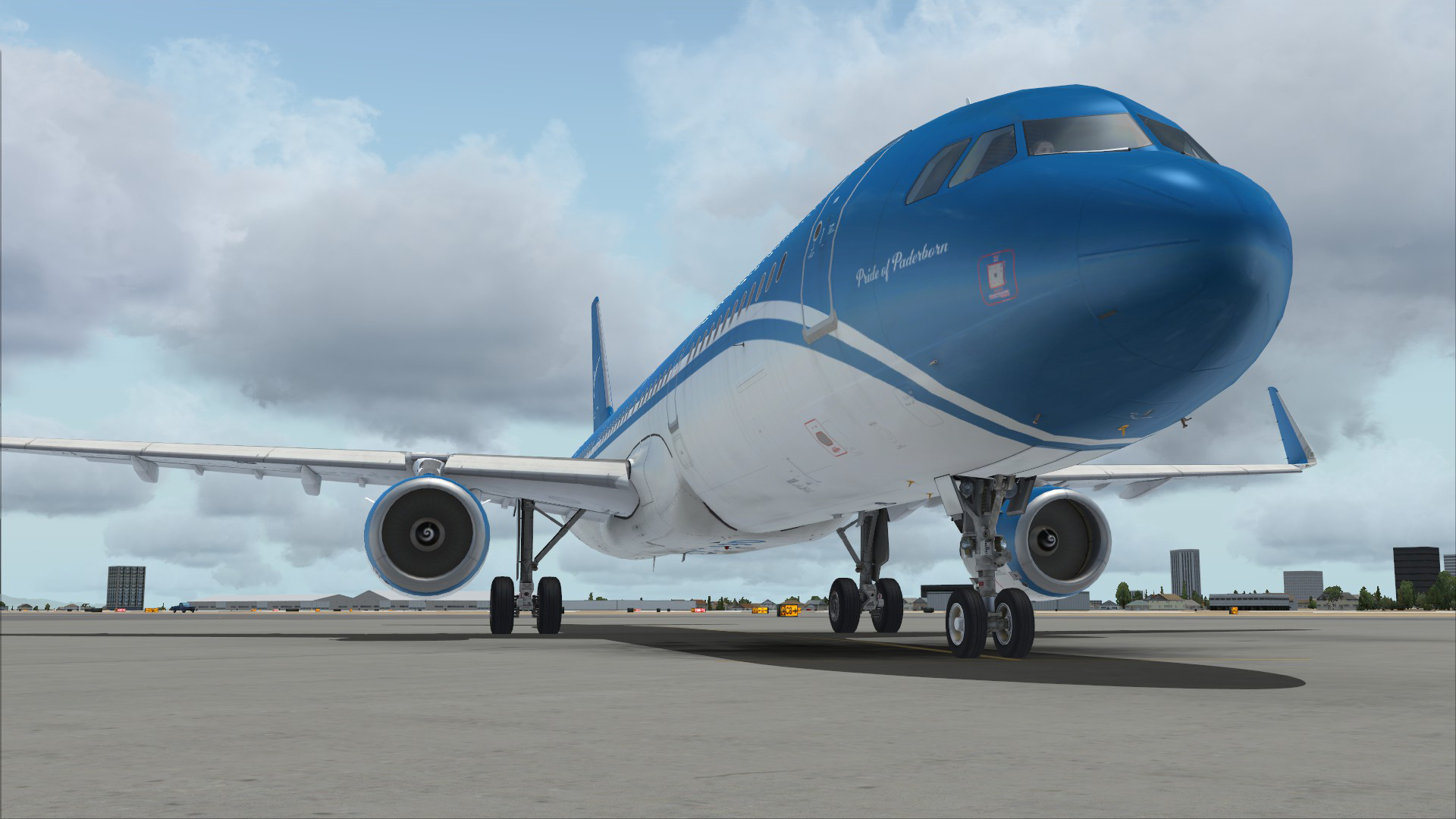 FSX Steam Edition: Airbus A320/A321 Add-On