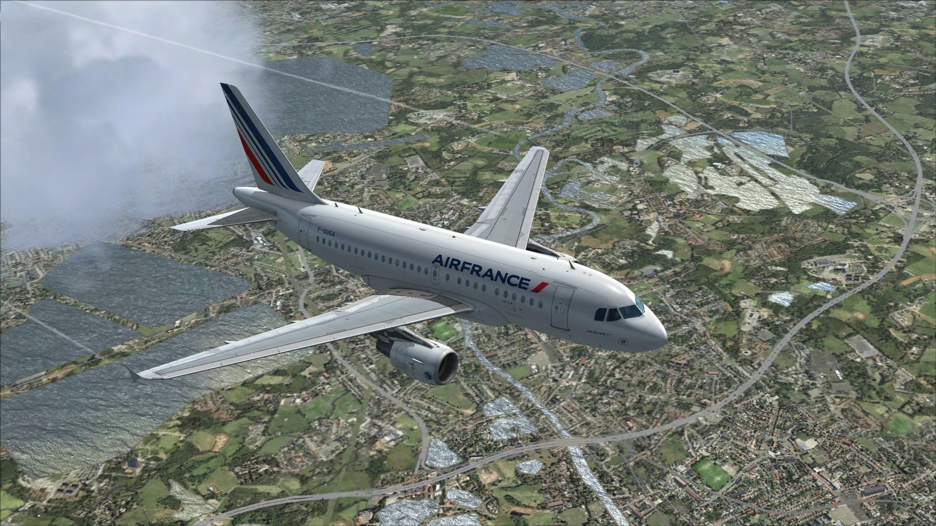 FSX Steam Edition: Airbus A318/A319 Add-On
