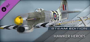 FSX Steam Edition: Hawker Heroes Add-On