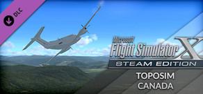 FSX Steam Edition: Toposim Canada Add-On