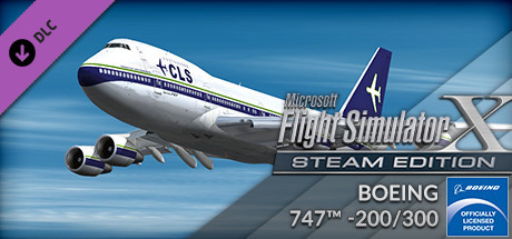 FSX Steam Edition: Boeing 747™-200/300 Add-On on Steam