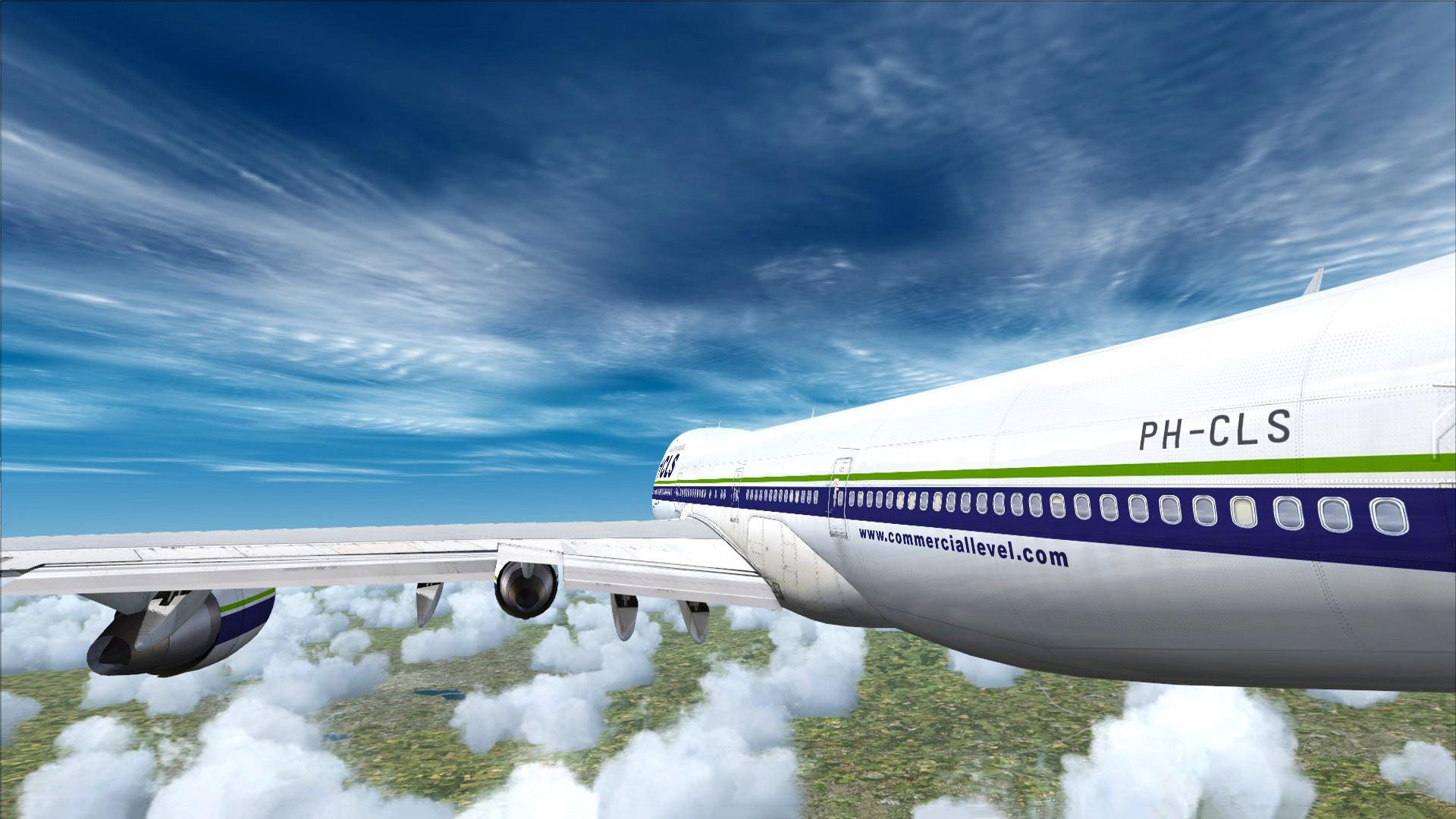cls - md81/82 jetliner