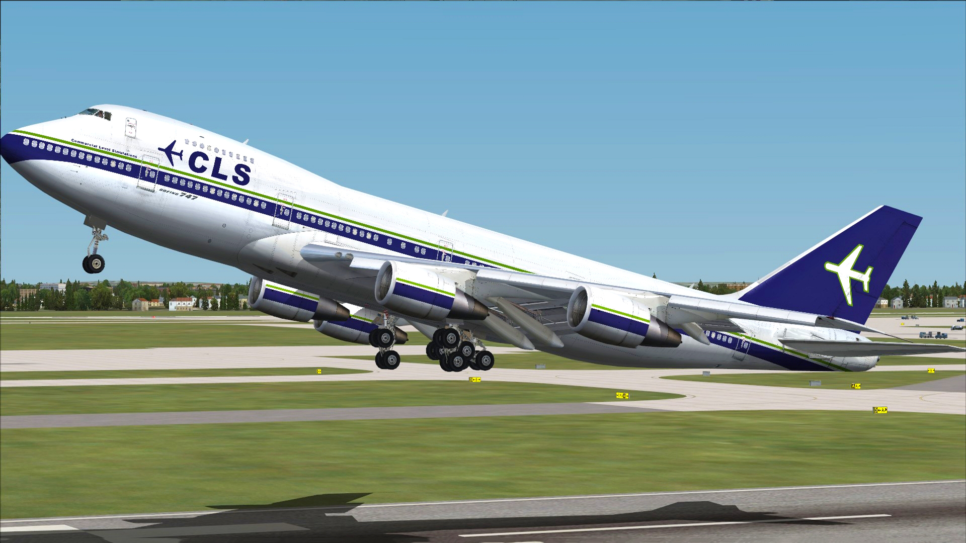 FSX Steam Edition: Boeing 747™-200/300 Add-On