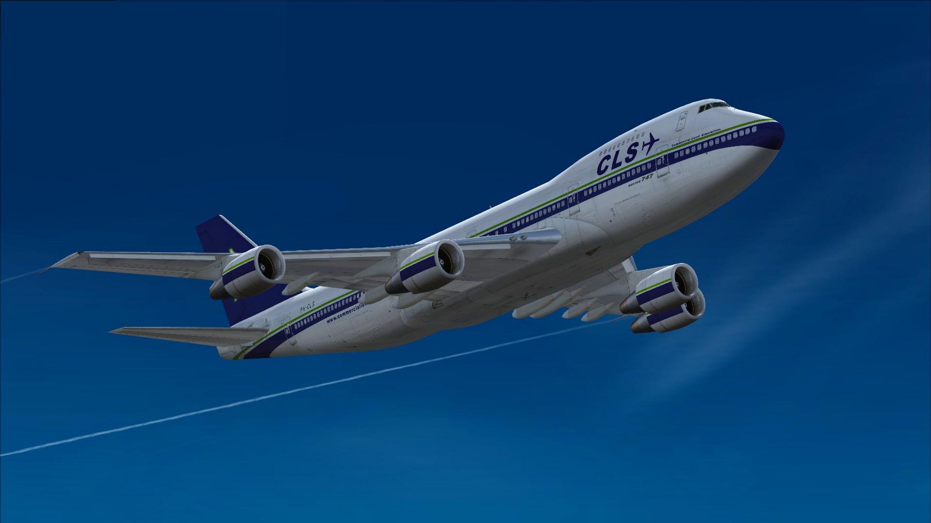 FSX Steam Edition: Boeing 747™-200/300 Add-On