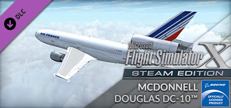 FSX Steam Edition: McDonnell Douglas DC-10™ on Steam