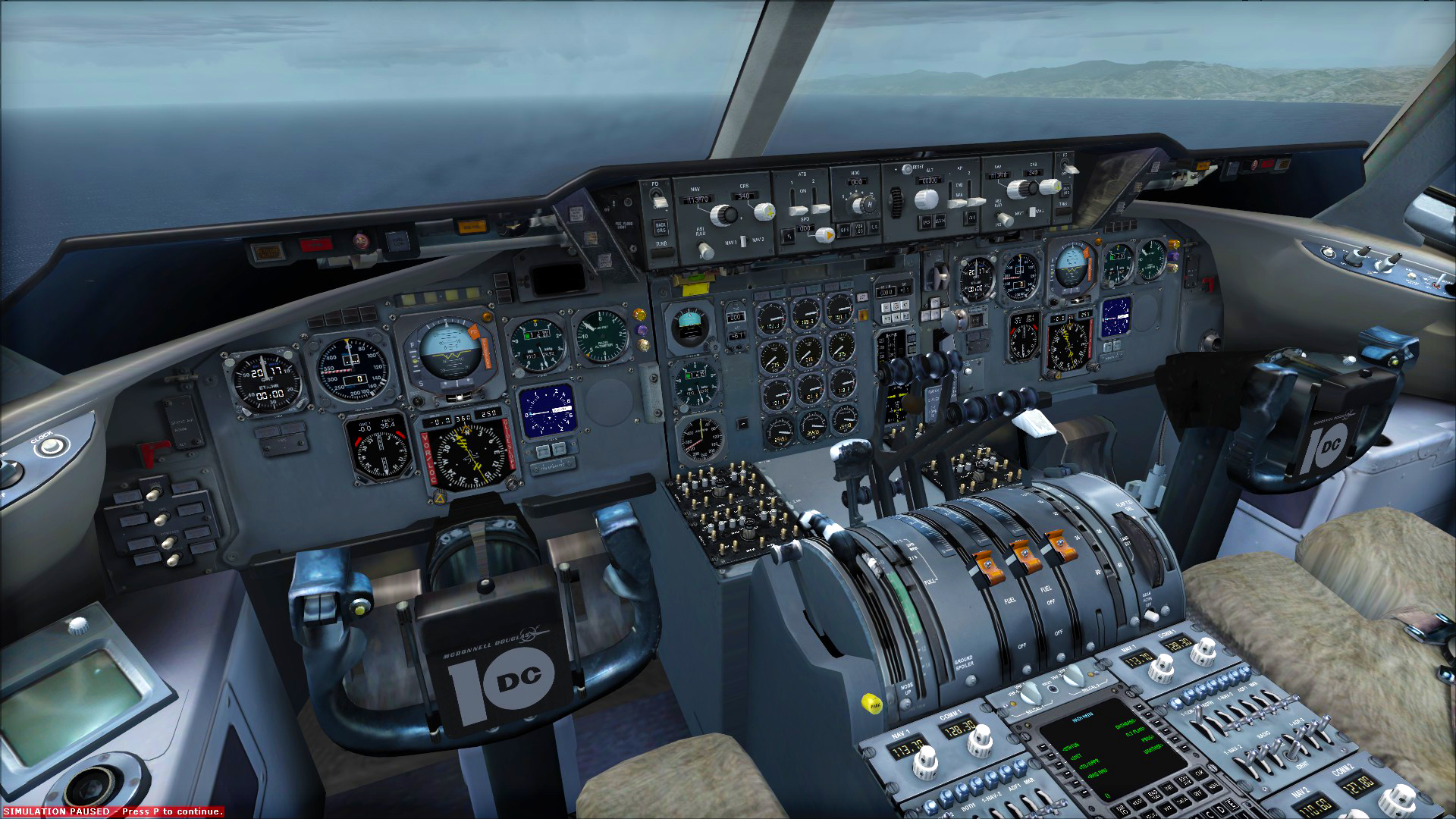 FSX Steam Edition: McDonnell Douglas DC-10™