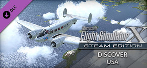 FSX Steam Edition: Discover USA Add-On