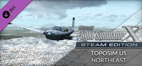 FSX Steam Edition: Toposim US Northeast Add-On