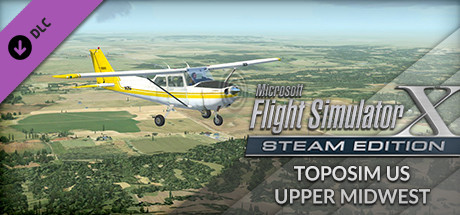 FSX Steam Edition: Toposim US Upper Midwest Add-On