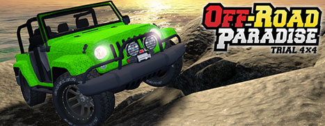 Off-Road Paradise: Trial 4x4 - 越野天堂:模拟 4×4