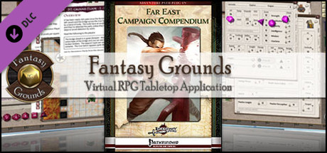 Fantasy Grounds - Far East Campaign Compendium (PFRPG)